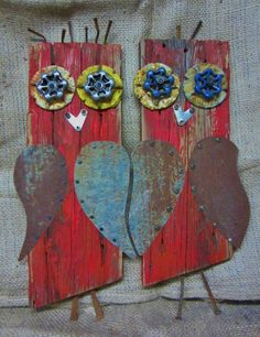 So cute!!!! http://rustynailstudios.com/repurposed-items.html