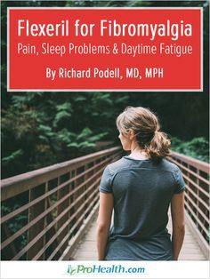 Dr. Podell discusses the research behind the use of low-dose Flexeril for fibromyalgia pain, sleep and daytime fatigue.