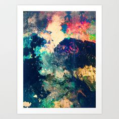 Hidden Shelter Art Print by Work the Angle - $17.00
