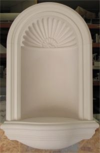 Niche Decor, Wall Ornaments, Cottage Homes, Entryway, Alcoves, New Homes, Architecture, Furnitures, Interior