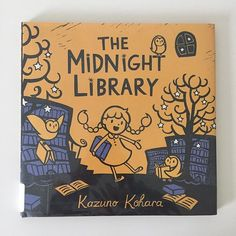 The Midnight Library  #readthelibrary #storytime #kidlit #childrensbooks #read #readtothem #themidnightlibrary #librarybag #libraryfinds #lovethelibrary