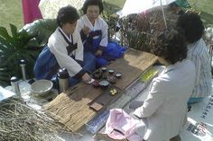 #Korean #Tea Ceremony - Koreans first held a tea ceremony to worship ancestors, but with increasing time, they valued tea ceremonies as special occasions to #meditate and relax.