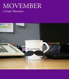 Movember z Grant Thornton | #charity #movember