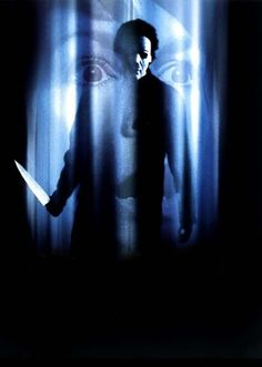 High resolution French key art image for Halloween 20 Years Later The image measures 1535 * 2161 pixels and is 304 kilobytes large. Halloween Film, Halloween Series, Halloween Poster, Halloween Pictures, Halloween Horror, Horror Posters, Horror Icons, Horror Films, Horror Art