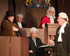Witness for the Prosecution (2012)
