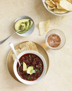 Super Bowl // Texas Red Chili Recipe