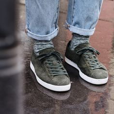 Puma x STAMPD - States forest - Sneakers men