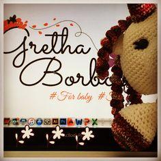 Facebook.com/grethaborboleta & Instagram.com/grethaborboleta