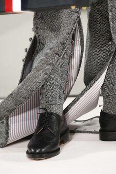 Thom Browne, Automne/Hiver 2017, Paris, Menswear Thom Browne, Over The Years, Menswear, Paris, Collection, Fall Winter, Fashion Styles, Montmartre Paris, Paris France
