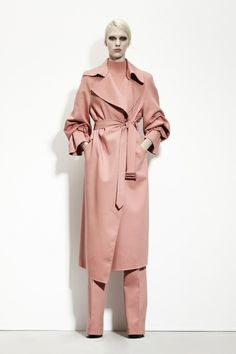 Bottega Veneta - Pre-Fall 2013 - Tomas Maier does dusty rose just right