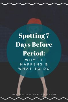Spotting is just any vaginal bleeding that happens does not during the periods. It is not a normal phenomenon, though a common thing. Studies show that almost 5% of women may have spotting time to time, more particularly about a week before the expected period.