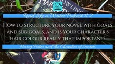 In episode 2 ofRead Like a Writer we'll take apart J.K. Rowling'sHarry Potter and the Chamber of Secrets. Discussed in this episode: 6 Places to Find the Title of Your Novel What element should stand outthe most on your book's cover? Chapter-by-chapter plot development. How to kick off your plot in chapter 1 Why repetition …