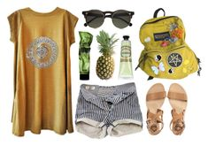 """""""Sky"""" by vv0lf ❤ liked on Polyvore featuring Pull&Bear, Chloé, Sol Sana and Monki"""