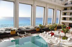 Ah, so beautiful --> Le Palais de la Mediterranee