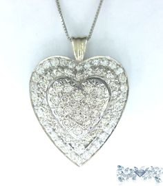 Cut:Round Brilliant  Carat:3.25   Color:H   Clarity:   Grams:7.7  Metal Purity:950 Platinum         Type:Pendant/Chain   Price:$4,500.00   100% Natural earth mined diamond I do not sell enhanced diamonds  Ships out in an elegant jewelry box for your pleasure