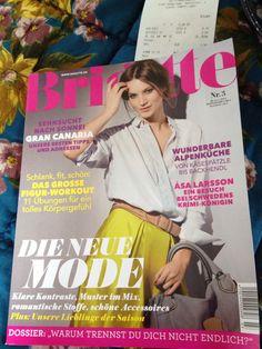 Brigitte - aus deutschland