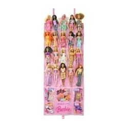 Organize your Barbie dolls