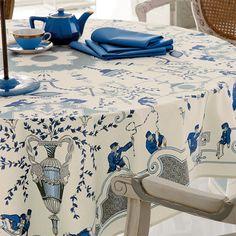 Sophie de Boissieu Tablecloth