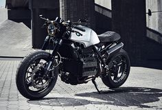 BMW K75 Streetfighter by Renard Speed Shop