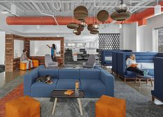 How do you design one workplace to empower four generations?
