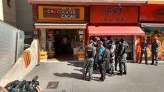#Polícia: Vendedora é feita refém por homem em loja na Avenida Paulista, no centro de SP
