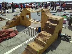 Rc Car Track, Rc Off Road, Rc Rock Crawler, Rc Hobbies, Rc Cars, Diy Projects, Layout, Fun, Projects