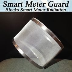 Smart Meter shield cover protect radio frequency WIFI computer EMF Protection
