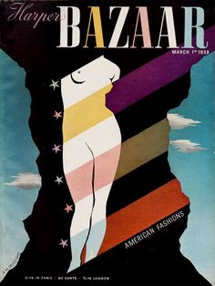 The strange and lovely Surrealism of 'Harper's Bazaar' in the '30s | Dangerous Minds