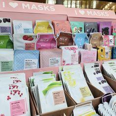 Mask Cream, Face Care Tips, Skin Care Tools, Sheet Mask, Facial Care, Cute Makeup, Makeup Organization, Skin Makeup, Beauty Skin