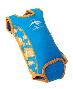 . BABYWARMA  There are two things I love about this Babywarma wetsuit. One, it keeps babies warm when they're in the water – babies are noto...