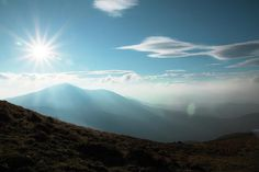 mountains Carpathians by Iuliia Malivanchuk #IuliiaMalivanchukFineArtPhotography #ArtForHome #FineArtPrints #HomeDecor #sky #clouds #sunrise #sunset #fog #mountains