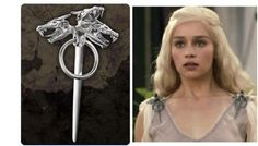 GAME-OF-THRONES-Official-Daenerys-3-Head-DRAGON-Pin-Prop-REPLICA-Screen-Accurate
