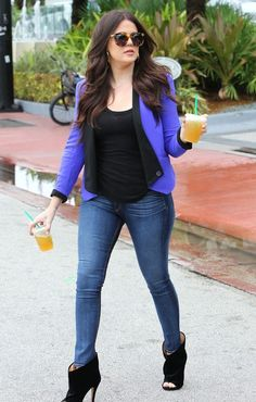 Khloe, love the outfit