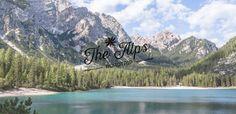 The Flying Dutchwoman: Carte Postale des Alpes