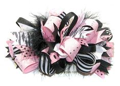 Tutorial: How to Make Hair Bows!!