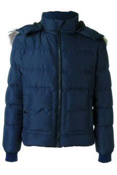 Versace Collection Padded Jacket