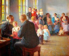 Anna Ancher   Skagen painter   Tutt'Art@   Pittura * Scultura * Poesia * Musica  