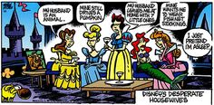 Disney's Desperate Housewives!