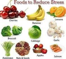 Health and Care: Fight Stress With Healthy Eating and get your bala...