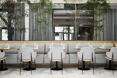 Flora Danica restaurant by Gamfratesi Paris France