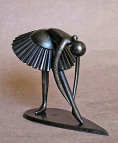 Jean-Pierre Augier, 1950 | Metal Art sculptures | Tutt'Art@ | Pittura * Scultura * Poesia * Musica |