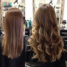 Contact us for hair extensions! We do it all at The Look Salon! Call us today to book your next appointment. 407-977-8481
