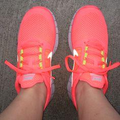 Free Run 3 Nike Coral