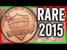 These are 2015 penny error coins to look for in pocket change. We look at super rare pennies rare worth money. This the the 2015 penny value and coin prices . Valuable Pennies, Rare Pennies, Valuable Coins, Old Coins Worth Money, Old Money, Old Coins Value, Penny Values, Coin Prices, Coin Worth