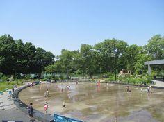 Introducing the Lakeside Brooklyn Splash Pad