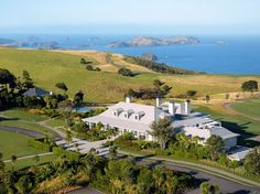 # 3.  Lodge at Kauri Cliffs, Northland  Readers' Choice Rating: 99.2    Rooms: 100  Service: 100  Food: 100  Location: 95.2  Design: 100  Activities: 100