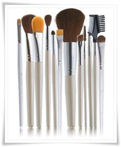 is one of my favorites on e.: Professional Complete Set of 12 Brushes. Use this special link and get five dollars off.This is one of my favorites on e.: Professional Complete Set of 12 Brushes. Use this special link and get five dollars off. Elf Brushes, It Cosmetics Brushes, Eyeshadow Brushes, Cosmetic Brushes, Best Brush Sets, Elf Products, Beauty Products, Eyes Lips Face, Elf Makeup
