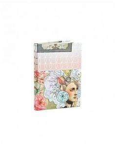 Papaya Art Small Journal -Bonnet