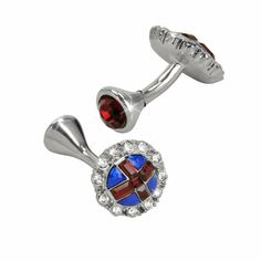 Bill Skinner King's dignity cufflinks