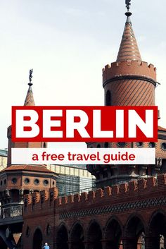 Berlin On A Budget: a free travel guide || Get more travel inspiration for Germany at http://www.holidaystoeurope.com.au/home/resources/destination-articles/germany